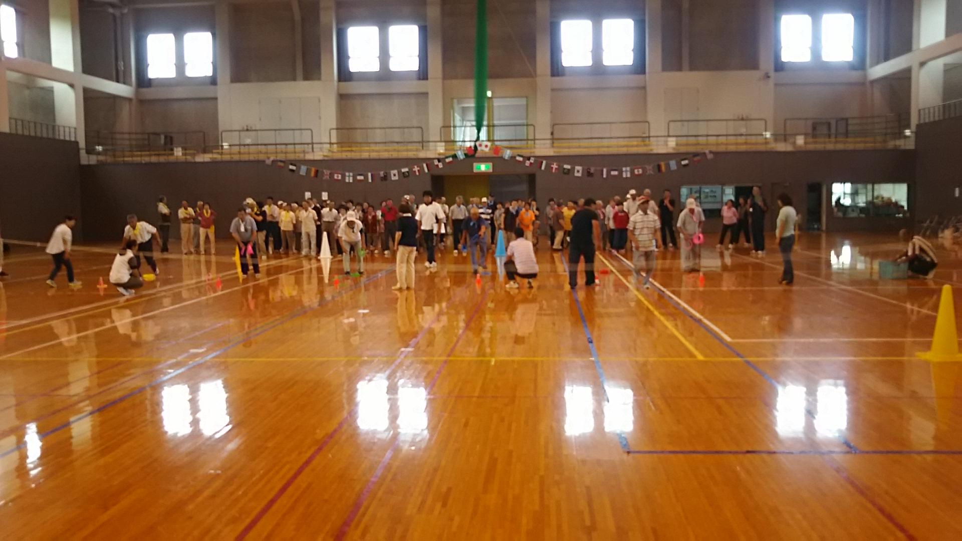第43回蘭越町福祉スポーツ大会終了
